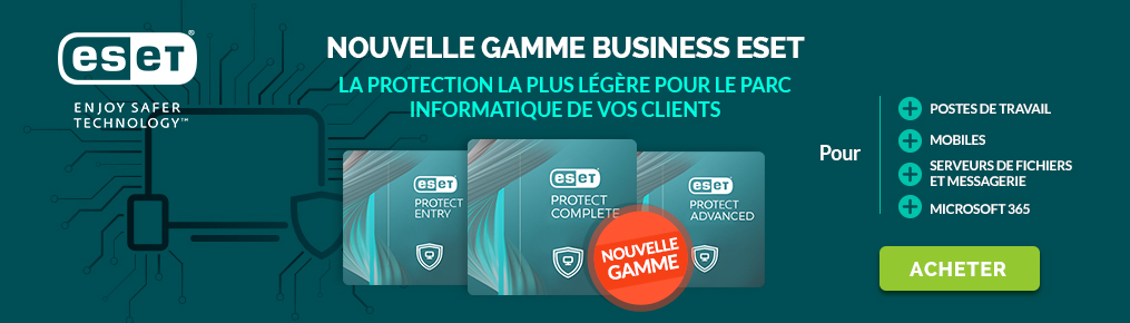 ESET Gamme Business